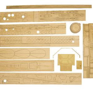 Starlet CNC Lasercut Kit