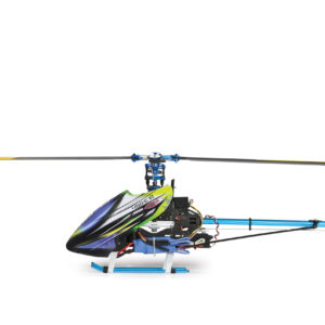 E-Rix 450 Carbon V2 RTF Gas left not pre-flown