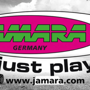 Banner Just Play 250x70cm