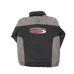 Jacket Jamara 3in1 black-grey Men S
