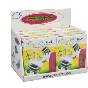 Sales Display Solarkit 10pcs