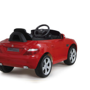 Ride-on Mercedes Benz SLK red