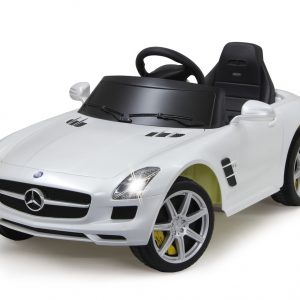 Ride-on Mercedes Benz SLS AMG white