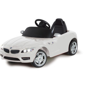Ride-on Car - BMW Z 4 white 27Mhz