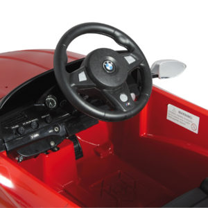 Ride-on Car - BMW Z 4 red 40Mhz