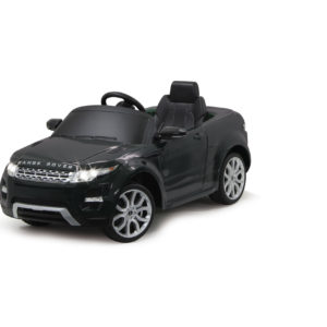 Ride-on Land Rover Evoque black 40Mhz