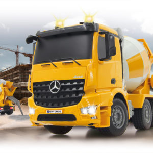 Concrete Mixer1:20 Mercedes Arocs 2,4Ghz