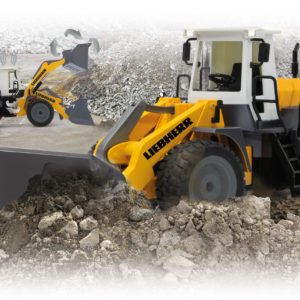 Wheel Loader Liebherr 564 1:20 2,4Ghz