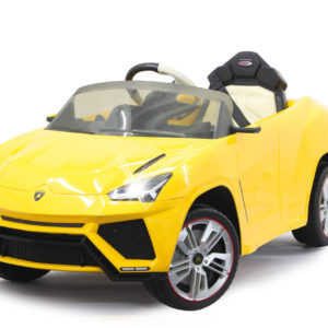 Ride-on Lamborghini Urus yellow 2,4GHz