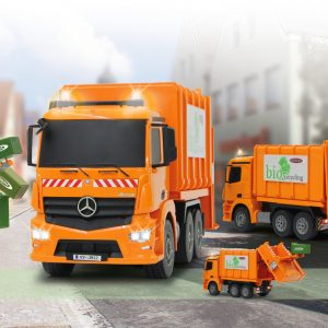 Dust Cart Mercedes Antos 1:20 2,4GHz