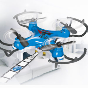 MiCoSpy AHP+ Quadrocopter w. Camera