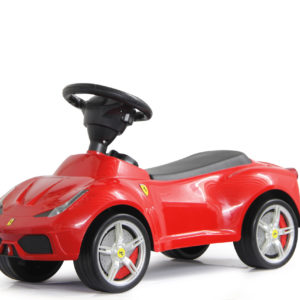 Push-Car Ferarri 458 red