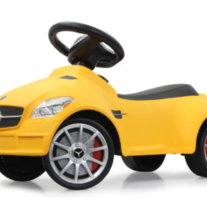 Push-Car Mercedes SLK55AMG yellow