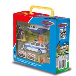 Play Set BMW Police