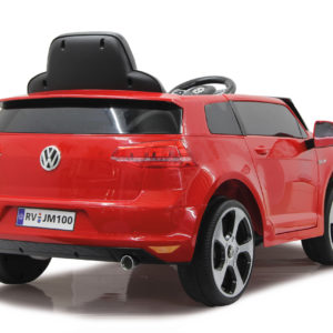 Ride-on VW Golf GTI 2,4GHZ red 12V