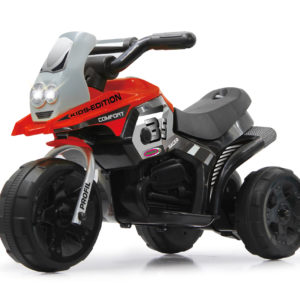 Ride-on E-Trike Racer red