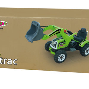 Ride-on J-Trac Multi green 6V