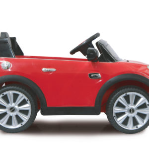 Ride-on Mini red 2,4G 12V