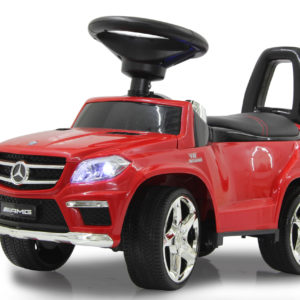 Push-Car Mercedes GL63AMG red