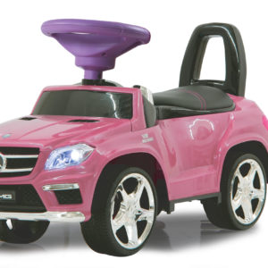 Push-Car Mercedes GL63AMG pink