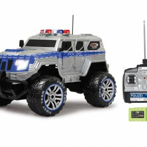 Jamara Polizei Panzerwagen Monstertruck 1:12 LED