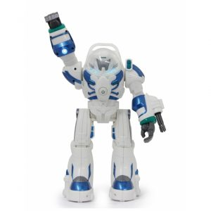 Robot Spaceman white IR