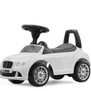 Push-Car Bentley Continental GT Speed white